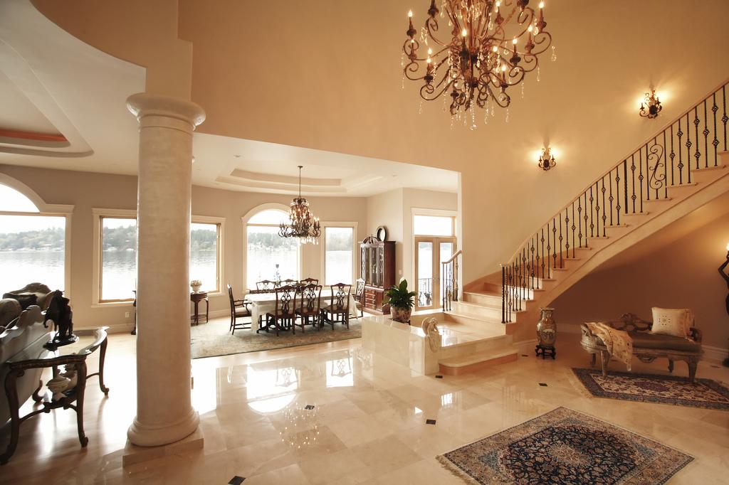 Luxury Mansions Interior Design